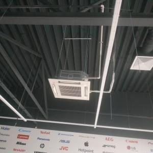 klimatyzacja powietrza