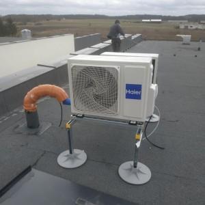 montaż systemów wentylacji powietrza gdańsk