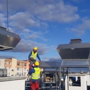 montaż systemów wentylacji powietrza gdańsk 2